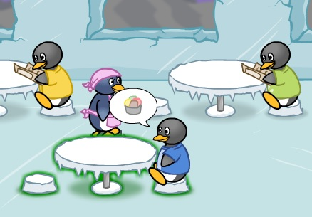 Jantar do Pinguim