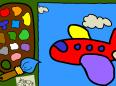 Colorir desenhos em movimento