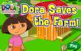 Jogo Dora na fazenda