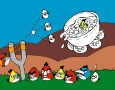 Colorir Angry Birds