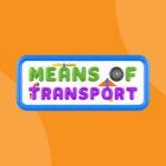 Jogo dos meios de Transporte