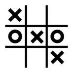 5 jogos interativos de 3 em Linha