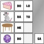 Jogo de sílabas