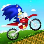Sonic Corrida de Moto