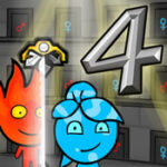 Fogo e Água 4: Templo de Cristal