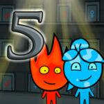 Fogo e Água 5: Elementos