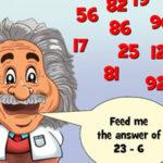 Alimentar Einstein Adição e Subtração