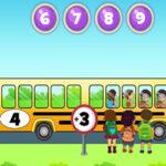 Aprender a Somar e Subtrair com o ônibus