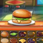 Cozinhar um Hambúrguer
