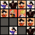 2048 Goku Dragon Ball