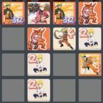 2048 Naruto