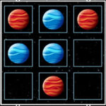 3 em Linha Planetas (2 Jogadores)