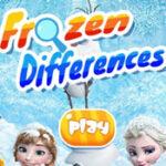 5 Diferenças Frozen