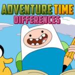7 Diferenças Hora de Aventuras