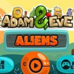 Adão e Eva: Alienígenas