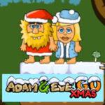 Adão e Eva no Natal