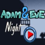 Adão e Eva à noite