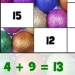 Adições e subtrações no Natal