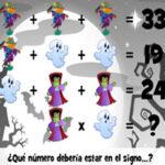 Enigmas Matemáticos de Halloween