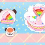 Aniversário do bebê Panda