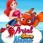 Ariel cura a Nemo