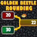 Arredondamento com o Escaravelho Dourado