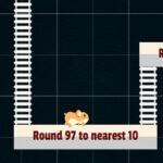 Arredondamento de números com o Hamster