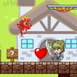 Aventura com Fogo e Dragão 2 Jogadores