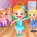 Dança Bebê Hazel