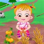 Acção de Graças do Baby Hazel