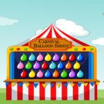 Balões de Carnaval