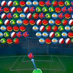 Bolhas de futebol da Copa do Mundo