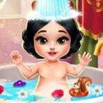 Banho da Branca de Neve