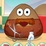 Barbear Pou