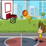 Basquetebol na rua
