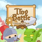 Batalha em miniatura: Humanos vs. Orcs
