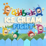 Batalha dos sorvetes: OddBods