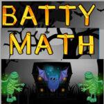 Batty Math: compreensão matemática em inglês