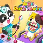 Bebê Panda Dentista