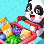 Bebê Panda no Supermercado