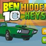 Busca de chaves com Ben 10
