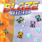 Blaze Racing: Corrida em chamas