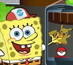 Bob Esponja e Pokemon GO