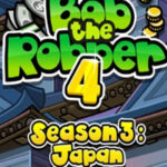 Bob the Robber 4.3: episódio do Japão