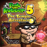 Bob the Robber 5: Aventura no Templo