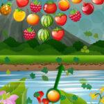 Tiro de Bolinhas de Fruta