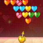 Bubble Shooter Corações
