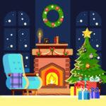 Busca 5 Diferenças no Natal