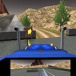 Simulador de Caminhão Russo