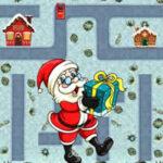 Caminho para o Papai Noel